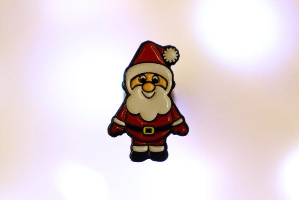 Leeds Santa dash 2018