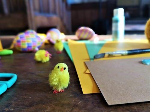 Left Bank Leeds Messy Easter Event April 2019