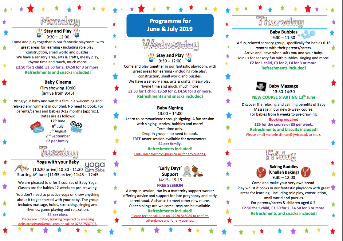 Meanwood playgroups and stay & play sessions | North Leeds Mumbler