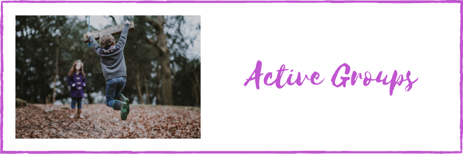 Active Groups for babies and toddlers