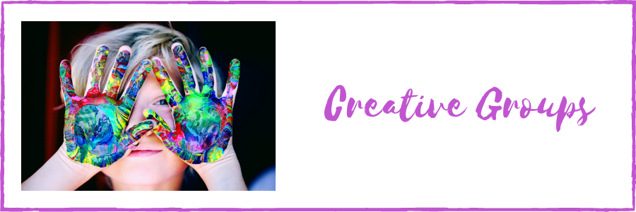 Creative Groups for babies and toddlers