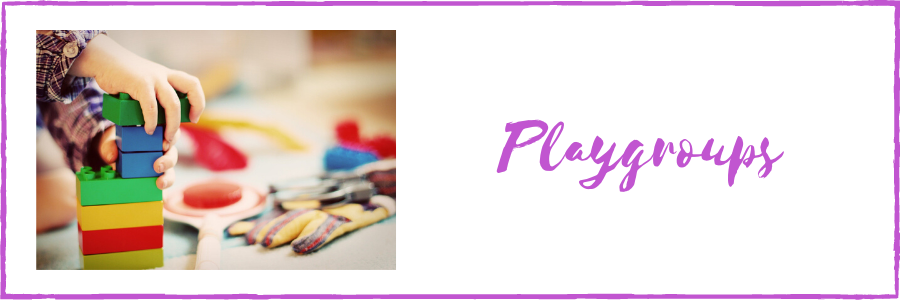 Playgroups for babies and toddlers