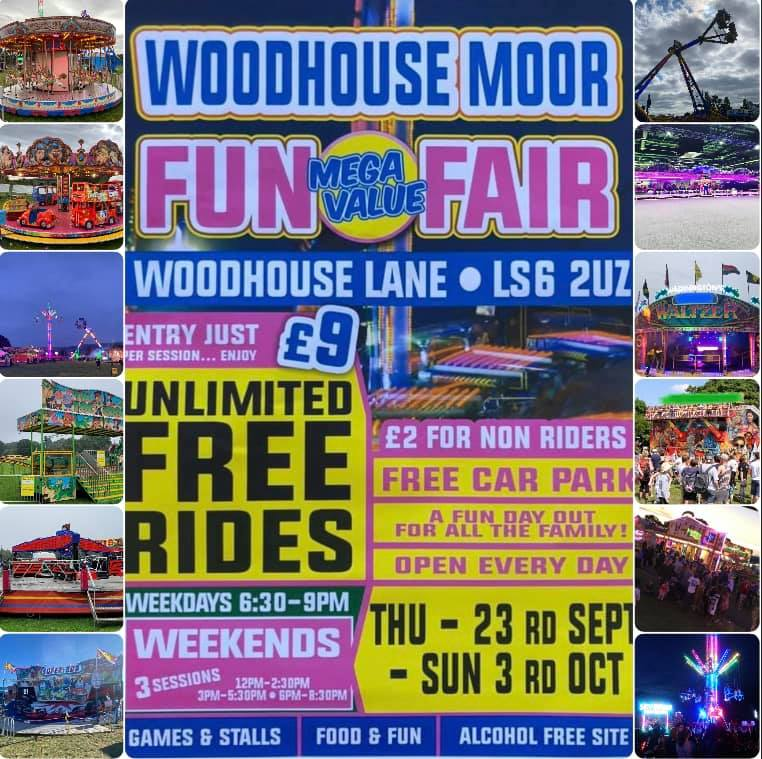 woodhouse-moor-fun-fair